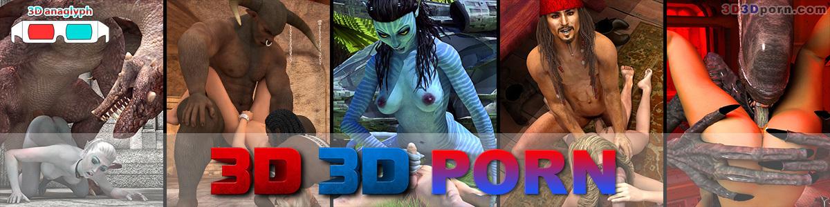 3D 3D Porn