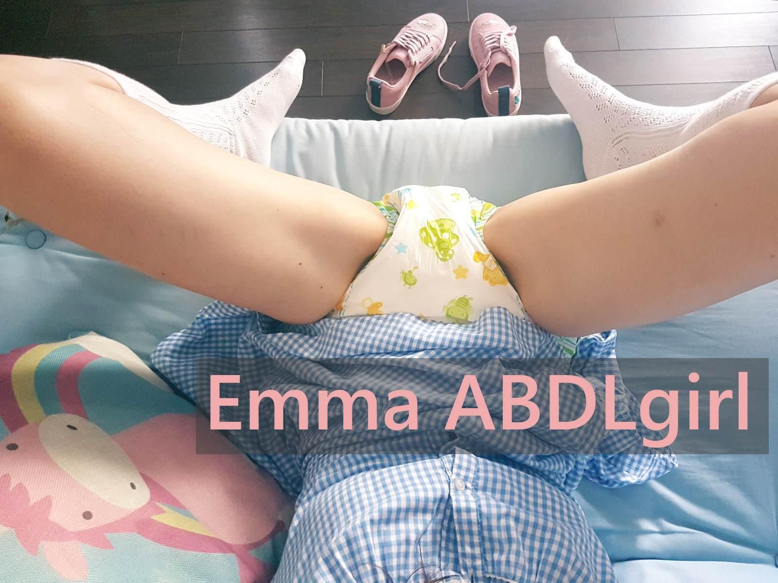 Enter Emma ABDLgirl's website