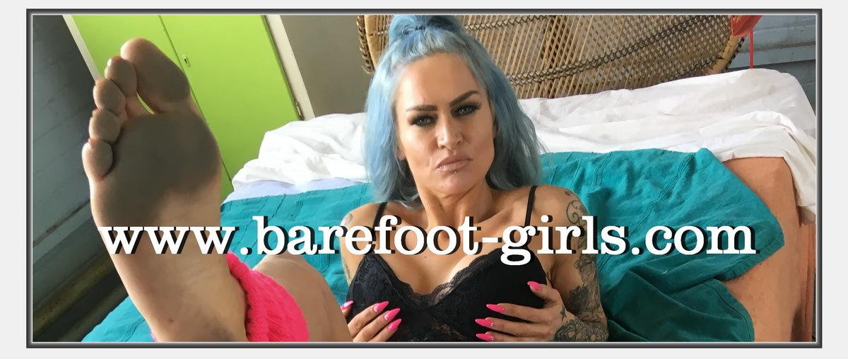 Barefoot Girls