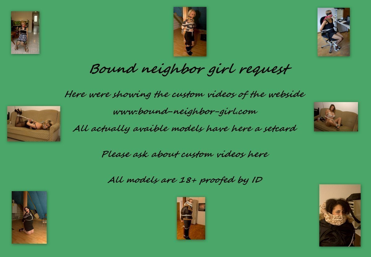 Enter Bound-neighbor-girl-request
