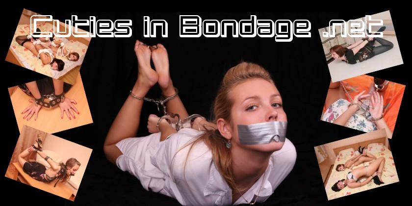 Enter Cuties in Bondage