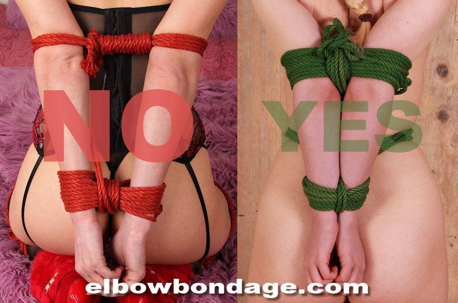 Enter ElbowBondage.com