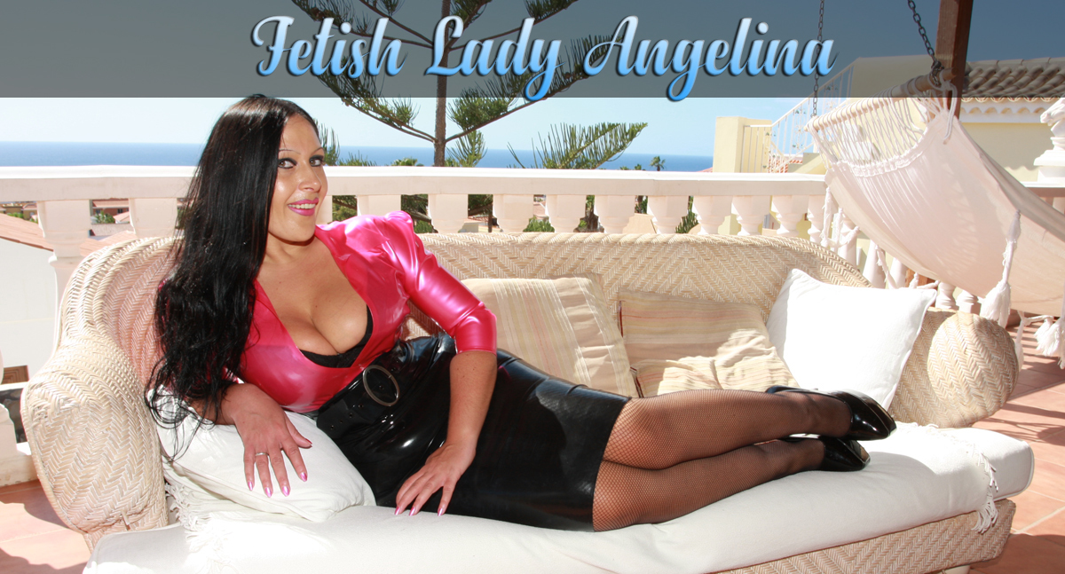 Fetish Lady Angelina