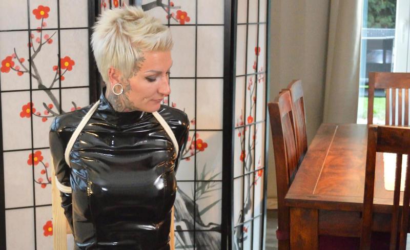 Shiny Costume Bondage