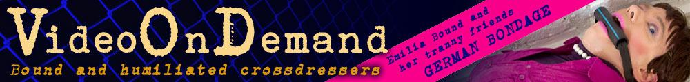 Boundxdressers VOD Shop
