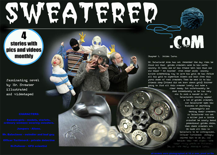 Enter sweatered.com